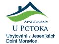 Apartmány U Potoka, Ubytování v Jeseníkách